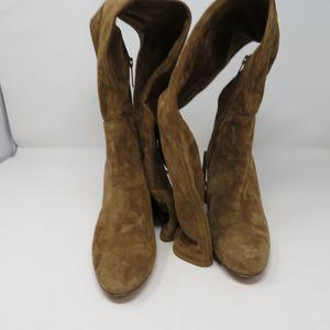 Aquatalia Florencia Suede Knee High boots